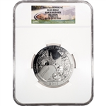 2015 ATB Blue Ridge Parkway Silver 5 oz 25C - NGC MS69 DPL - Early Releases