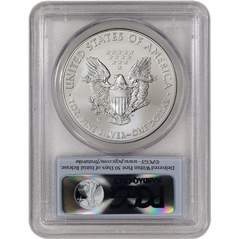 2015-W PCGS SP70 BALTIMORE Silver Eagle FIRST STRIKE