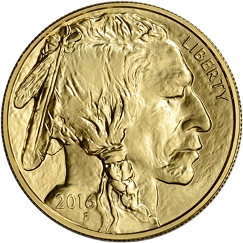 2016 American Gold Buffalo (1 oz) $50 - BU
