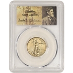 2017 American Gold Eagle 1/4 oz $10 - PCGS MS70 - First Strike St. Gaudens Label
