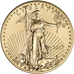 2017 American Gold Eagle (1/2 oz) $25 - BU