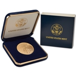 2017 American Gold Eagle (1 oz) $50 - BU coin in U.S. Mint Gift Box
