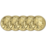 2017 American Gold Buffalo (1 oz) $50 - BU - Five 5 Coins