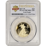 2017-W American Gold Eagle Proof (1/2 oz) $25 - PCGS PR70 First Strike 225th Ann