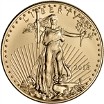 2018 American Gold Eagle (1 oz) $50 - BU