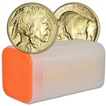 2019 American Gold Buffalo 1 oz $50 - BU - 1 Roll - 20 Coins in Mint Tube