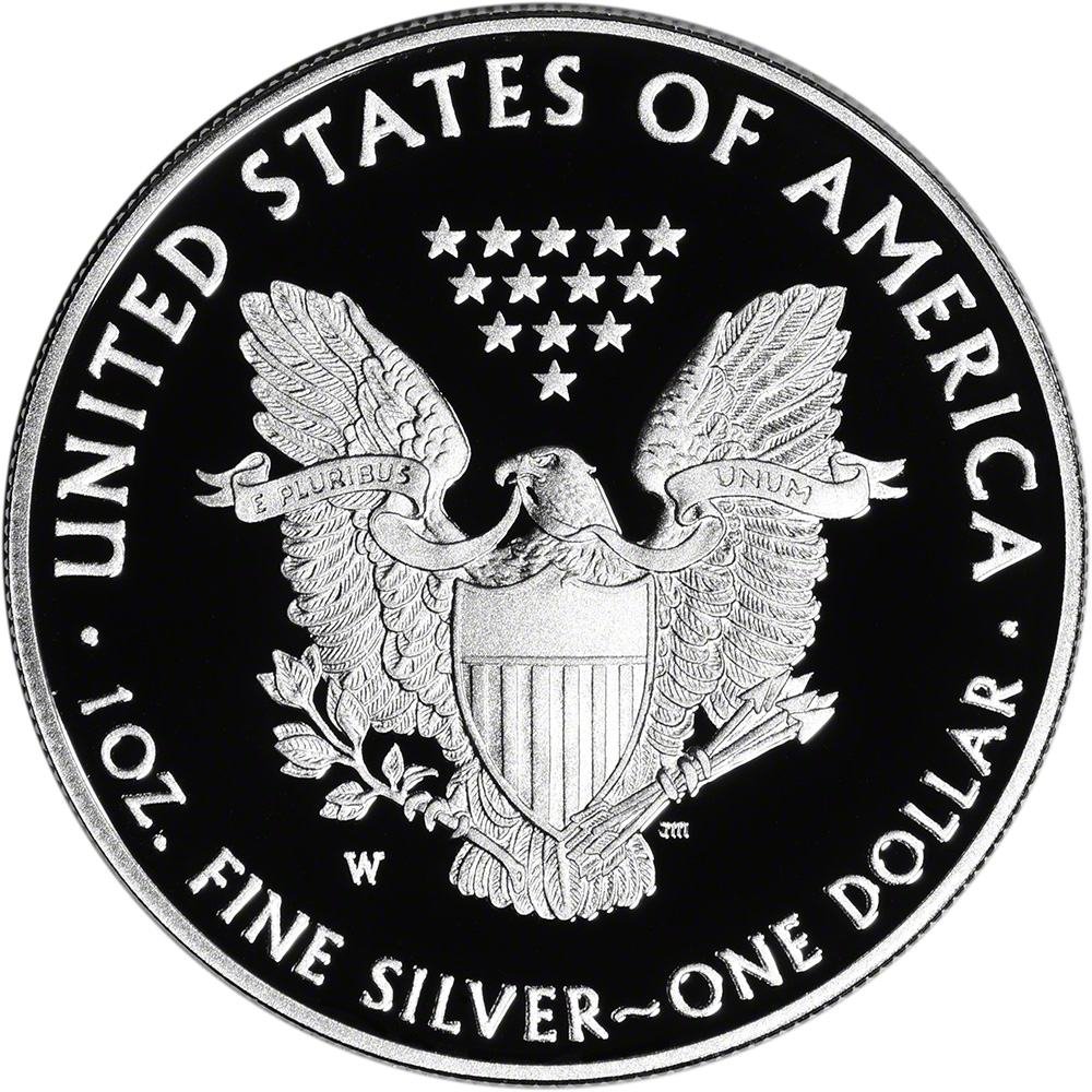 NGC PF70 UCAM Early Releases 2019-W American Silver Eagle Proof