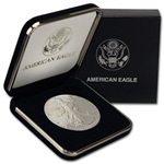 1987 American Silver Eagle in U.S. Mint Gift Box