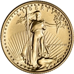 1988 American Gold Eagle 1/4 oz $10 - BU