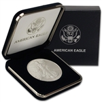 1993 American Silver Eagle in U.S. Mint Gift Box