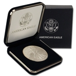 1996 American Silver Eagle in U.S. Mint Gift Box