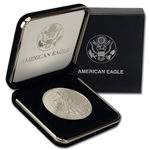 1997 American Silver Eagle in U.S. Mint Gift Box