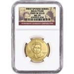 2009-W US First Spouse Gold 1/2 oz BU $10 - Julia Tyler NGC MS70