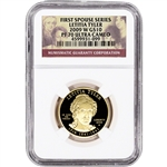 2009-W US First Spouse Gold 1/2 oz Proof $10 - Letitia Tyler NGC PF70