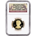 2009-W US First Spouse Gold 1/2 oz Proof $10 - Margaret Taylor NGC PF70