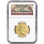 2011-W US First Spouse Gold 1/2 oz BU $10 - Lucretia Garfield NGC MS70