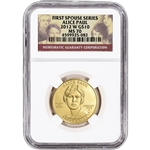 2012-W US First Spouse Gold 1/2 oz BU $10 - Alice Paul NGC MS70