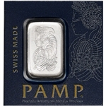 1 gram Platinum Bar PAMP Suisse Fortuna from Platinum Multigram 9995 Fine