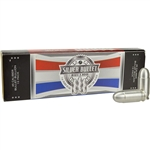 1 oz Silver Bullet .45 Caliber - .999 Fine - Box of 10