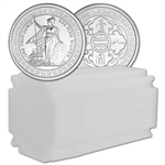 1 oz. Golden State Mint Silver Round Trade Dollar .999 Fine Tube of 20
