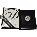 2000-W American Platinum Eagle Proof 1/10 oz $10 in OGP