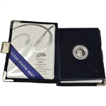 2007-W American Platinum Eagle Proof 1/10 oz $10 in OGP