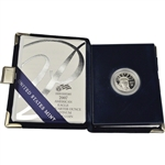2007-W American Platinum Eagle Proof 1/4 oz $25 in OGP