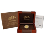 2008-W American Gold Buffalo Burnished (1/4 oz) $10