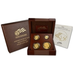 2008-W American Gold Buffalo Four Coin Proof Set