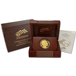 2008-W American Gold Buffalo Proof (1 oz) $50