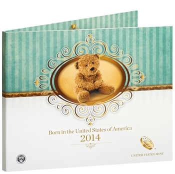 2014-S US Mint Birth Set (UB7)