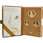 2014 American Gold Eagle Proof Four-Coin Set in OGP