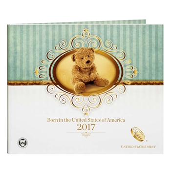 2017-S US Mint Birth Set (17RD)