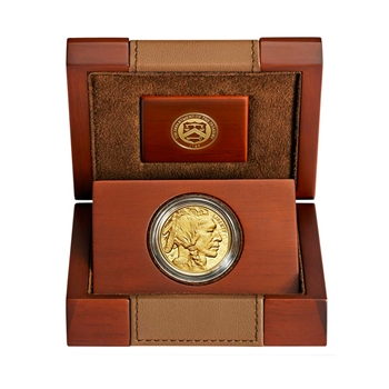 2017-W American Gold Buffalo Proof (1 oz) $50