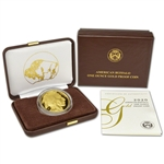 2020-W American Gold Buffalo Proof 1 oz $50 in OGP