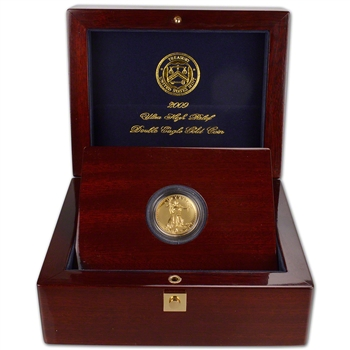 2009 US Gold $20 Ultra High Relief Double Eagle