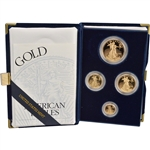 1994 American Gold Eagle Proof Four-Coin Set