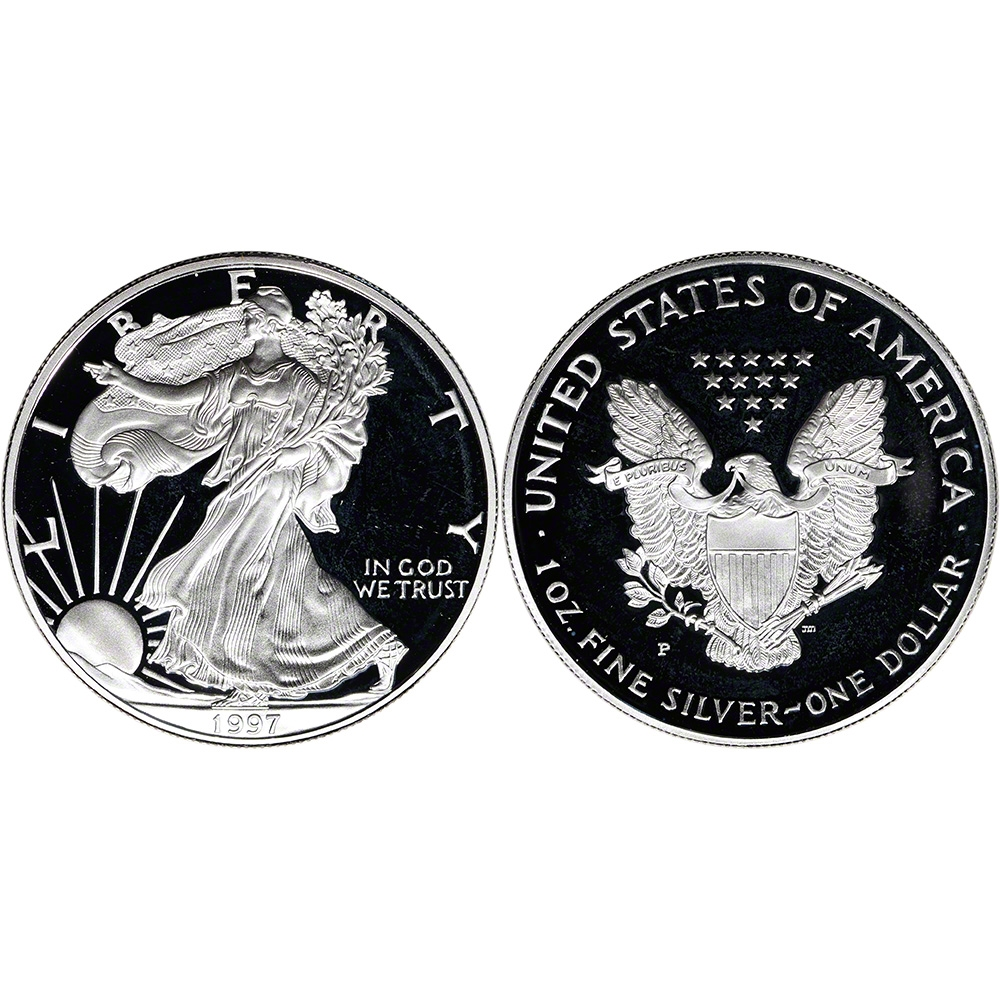 impressions of liberty coin set