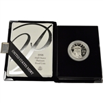 1998-W American Platinum Eagle Proof 1/2 oz $50 in OGP
