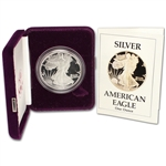 1988-S American Silver Eagle Proof