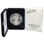 1997-P American Silver Eagle Proof