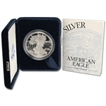 2000-P American Silver Eagle Proof