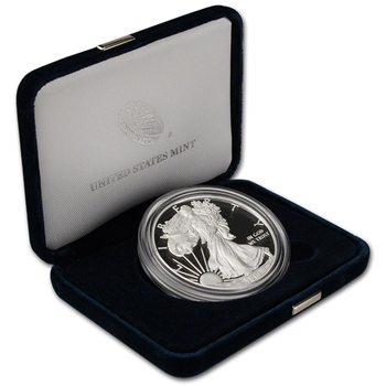 2014-W American Silver Eagle Proof