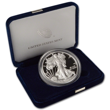 2015-W American Silver Eagle Proof (ES6)