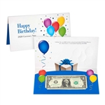 2020 US Mint Happy Birthday Currency Note (B15056)