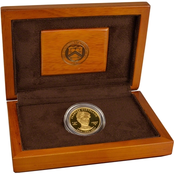 2012-W US First Spouse Gold 1/2 oz Proof $10 - Frances Cleveland 2nd Term