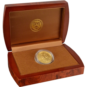 2016-W US First Spouse Gold 1/2 oz BU $10 - Betty Ford