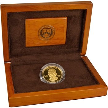 2016-W US First Spouse Gold 1/2 oz Proof $10 - Betty Ford