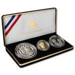 2013 US 5-Star Generals 3-Coin Commemorative Proof Set