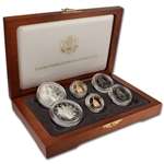 1989 US Congressional 6-Coin Commemorative Set